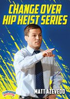 Cover: change over hip heist series