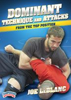 Cover: dominant technique and attacks from the top position