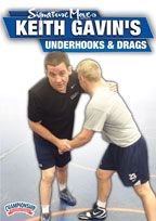 Cover: championship signature move series: keith gavin's underhooks & drags