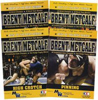 Cover: brent metcalf - collector's edition