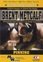 Cover: brent metcalf - pinning