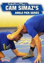 Cover: signature move series: cam simaz's ankle pick series