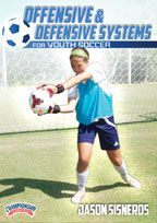 Cover: offensive and defensive systems for youth soccer