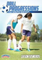 Cover: drill progressions for youth soccer