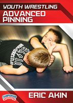 Cover: youth wrestling: advanced pinning